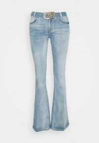Pinko - FELIZ 2 FLARE COMFORT - Flared Jeans - blue denim - 0