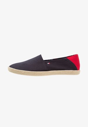 EASY SUMMER - Espadrilky - midnight