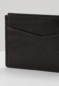 Fossil - JESSE - Wallet - black - 2