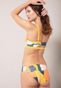 boochen - CAPARICA - Bikini top - gelb - 2