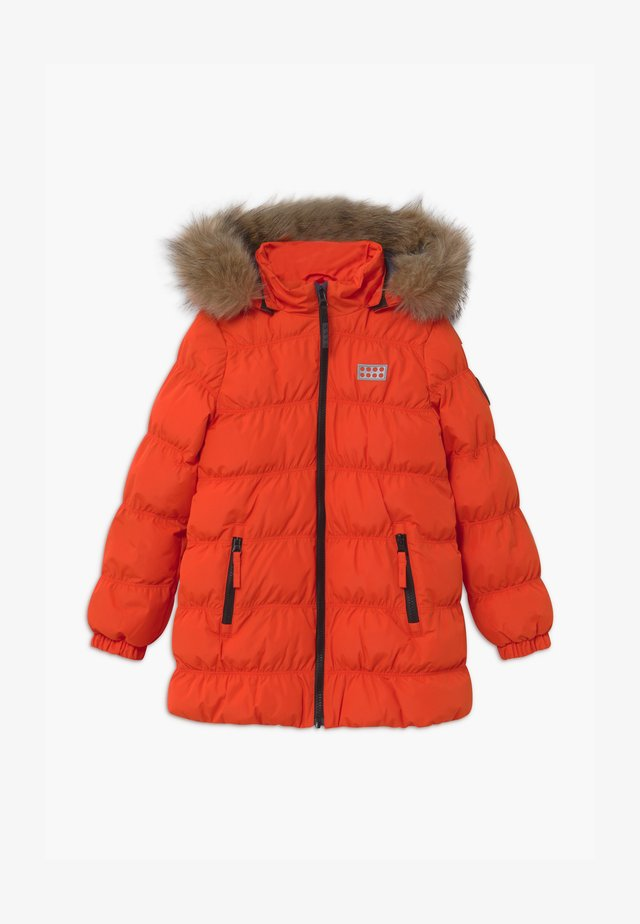 JODIE - Winter coat - red