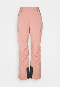 Helly Hansen - SWITCH INSULATED PANT - Skibukser - ash rose - 0