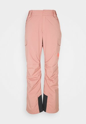 SWITCH INSULATED PANT - Skibukser - ash rose