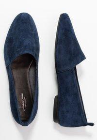 Vagabond - SANDY - Nazouvací boty - dark blue - 3