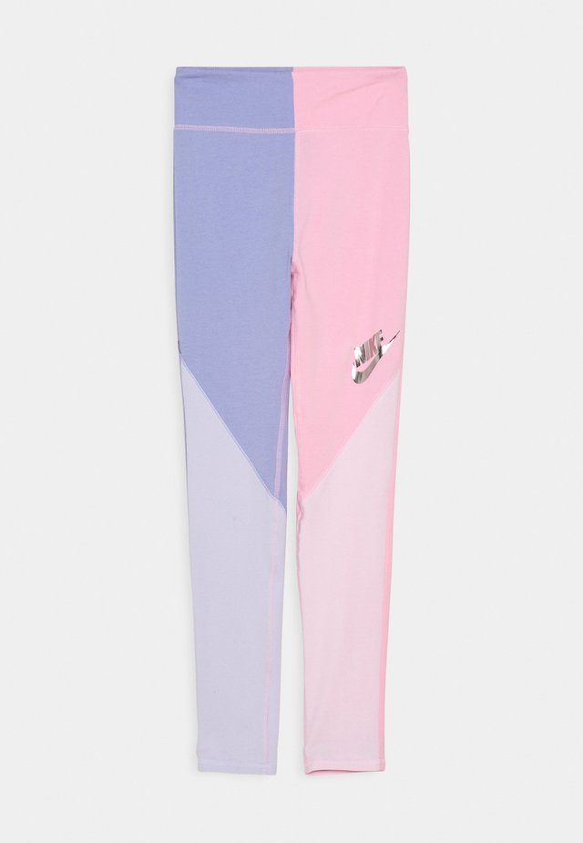 Leggings - Trousers - pink light