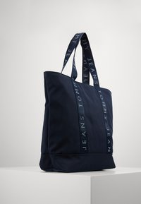 Tommy Jeans - HERITAGE TOTE - Tote bag - blue - 3