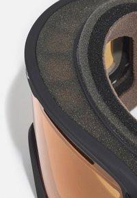Oakley - FRAME PRO UNISEX - Lyžařské brýle - persimmon/dark grey - 3