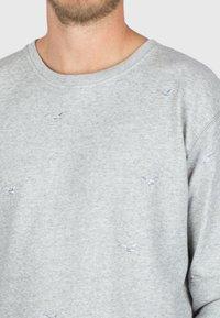 Cleptomanicx - Sweater - heather gray - 2