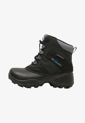 ROPE TOW III WATERPROOF  - Zimní obuv - black/dark compass