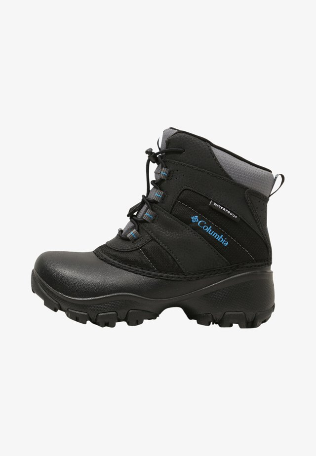 ROPE TOW III WATERPROOF  - Bottes de neige - black/dark compass