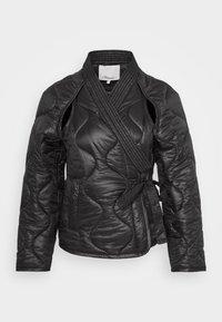 UTILITY JACKET - Winter jacket - black