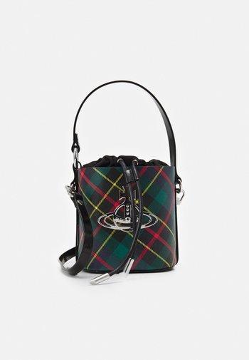 BETTY SMALL BUCKET - Handbag - green