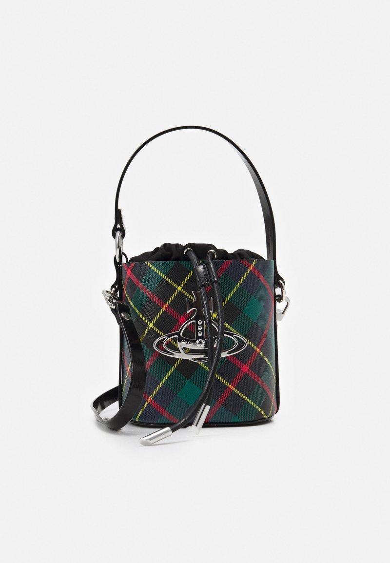 Vivienne Westwood - BETTY SMALL BUCKET - Handbag - green