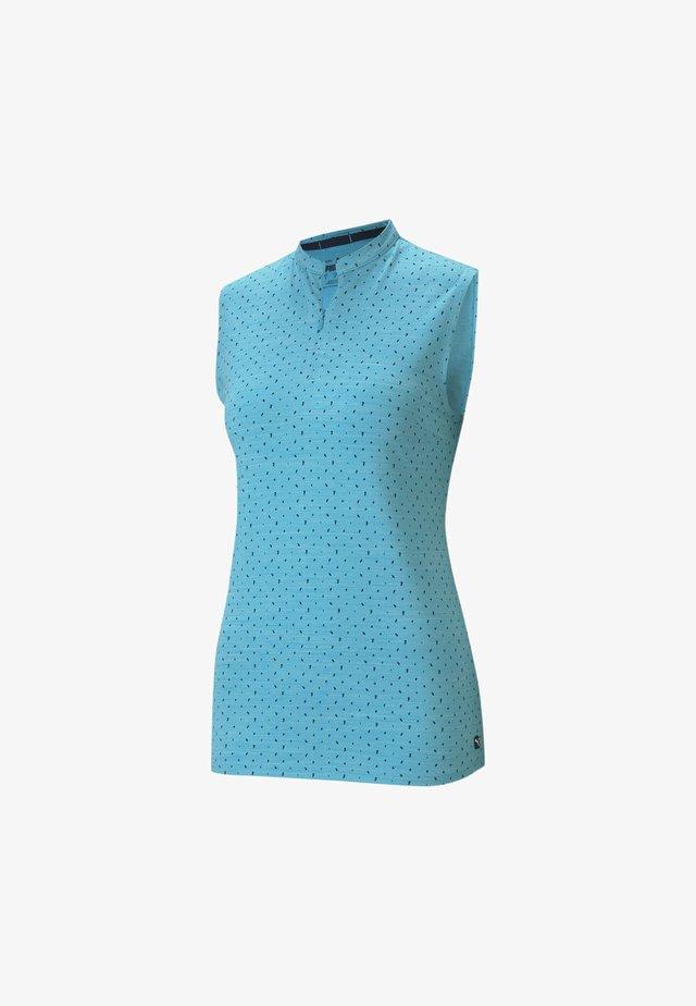 CLOUDSPUN SLEEVELESS POLKA - Top - scuba blue-navy blazer