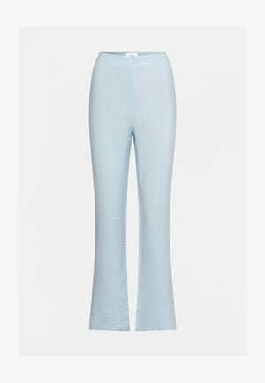 BILLIE PANTS - Broek - light blue