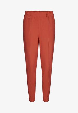 NANCI JILLIAN - Pantalones - poppy red
