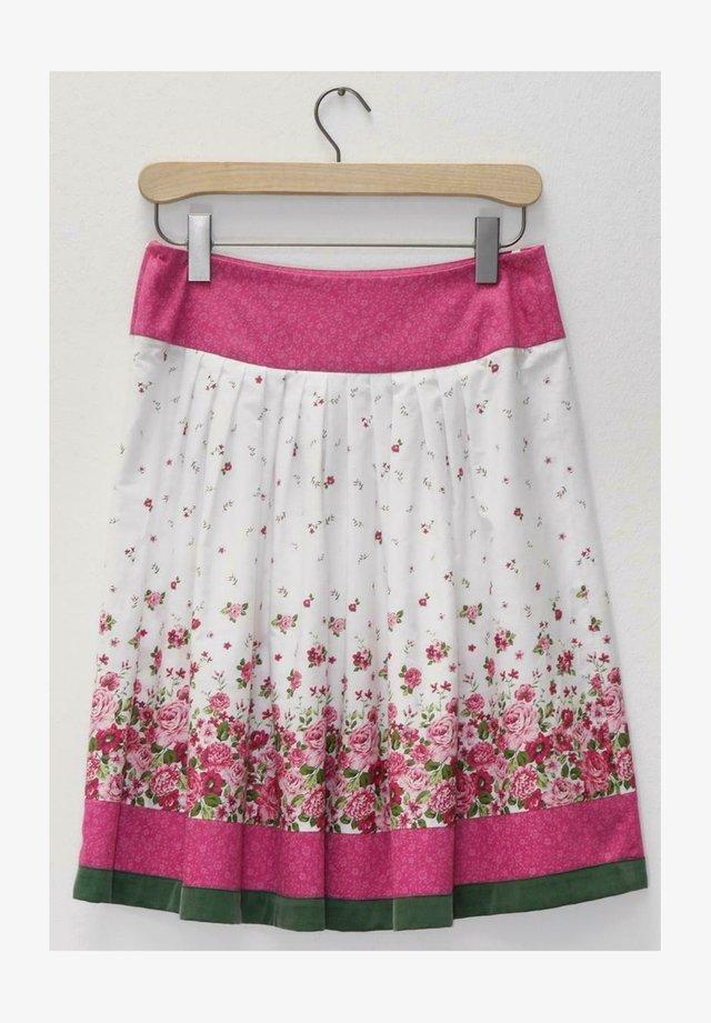 BREGENZ - A-line skirt - pink/rosa