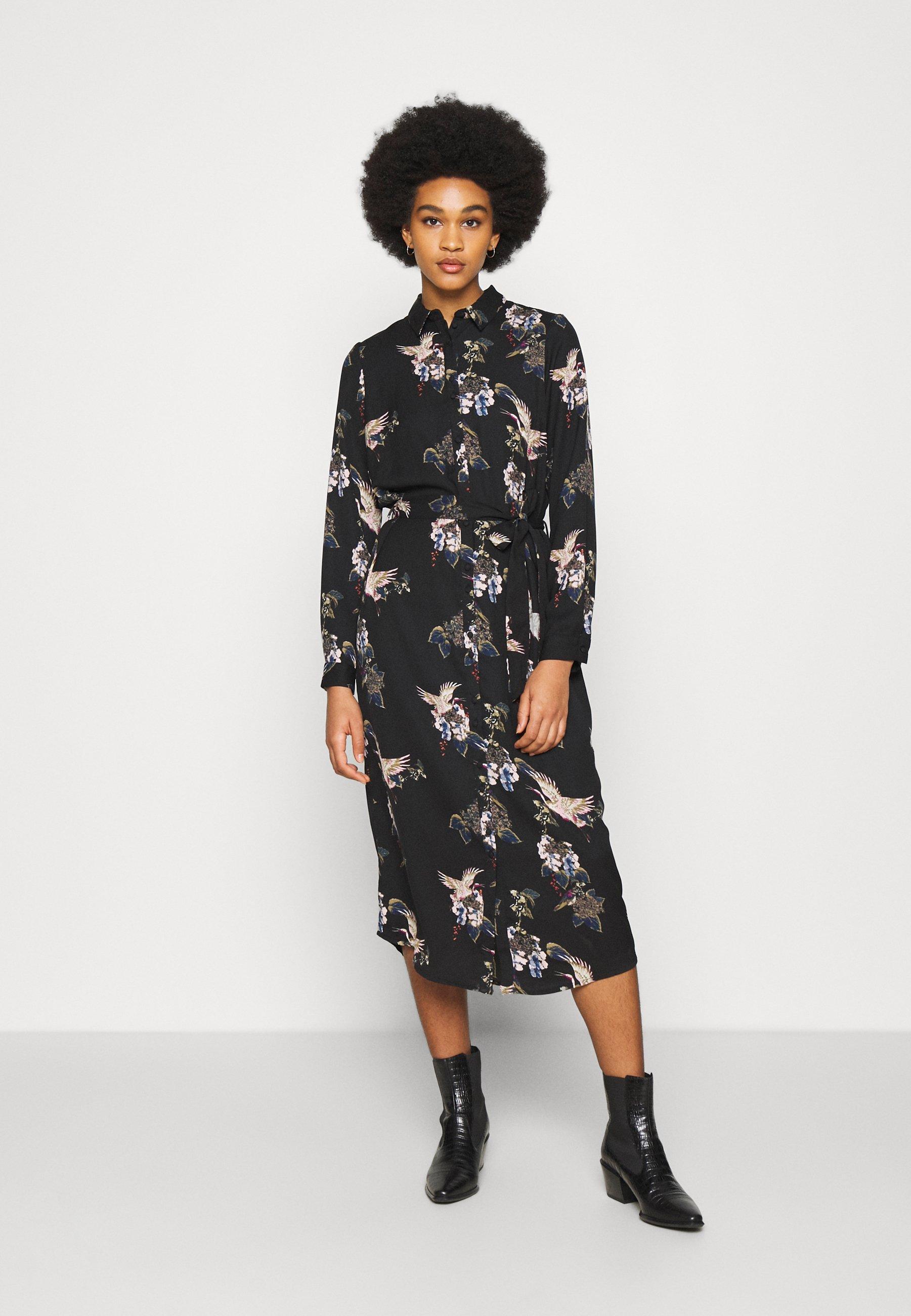 Donna VMCRANE DRESS - Abito a camicia