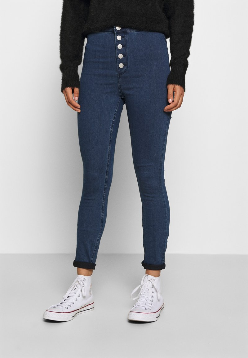 Vero Moda - VMJOY  - Jeans Skinny Fit - medium blue denim