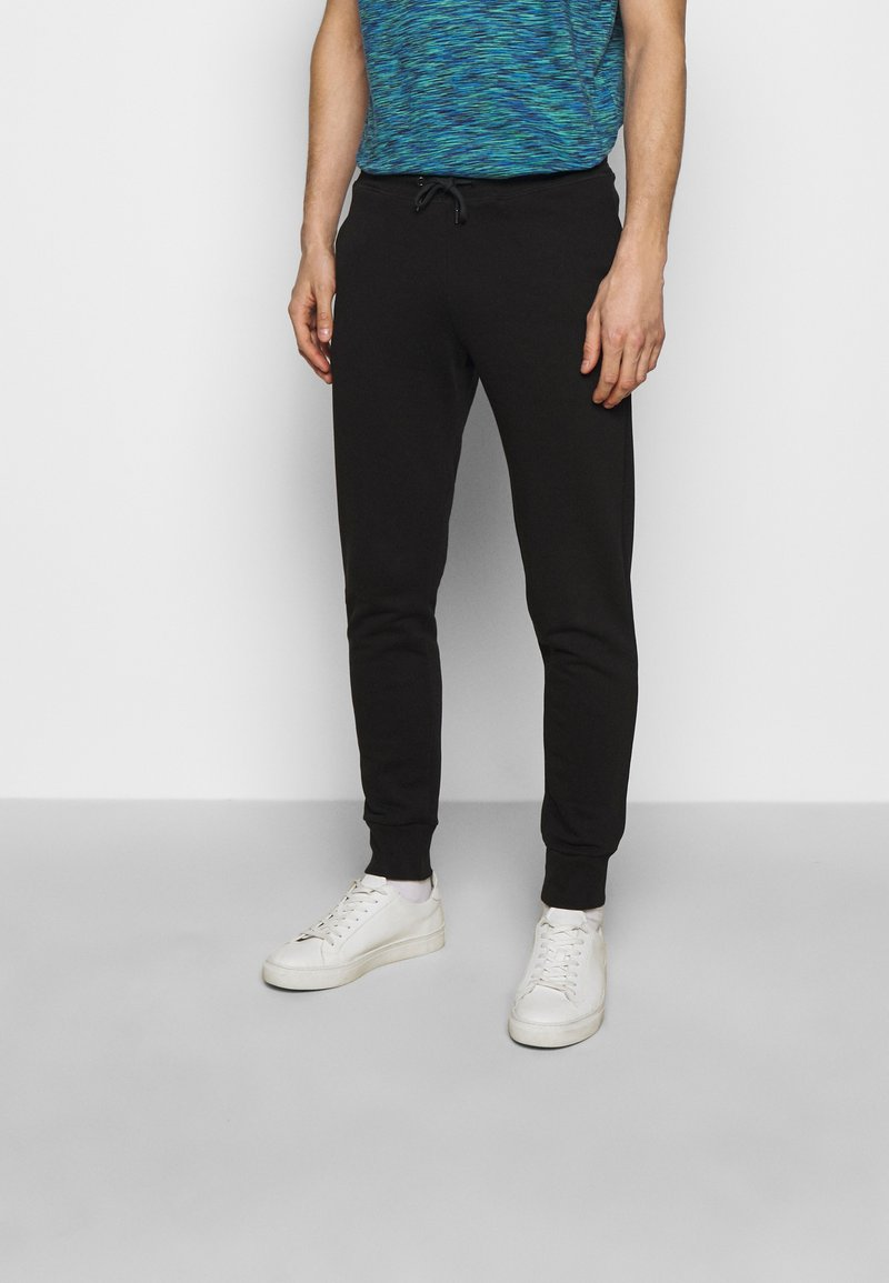 PS Paul Smith - MENS SLIM FIT  - Tracksuit bottoms - black