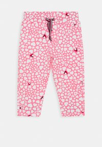 Tommy Hilfiger - BABY PRINTED SET - Trousers - pink - 2