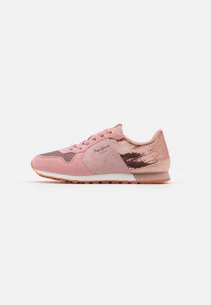 VERONA SWEET - Sneakersy niskie - rose