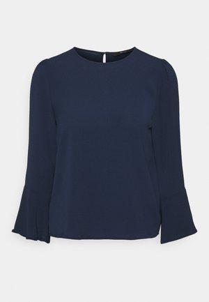 VMSAGA BELL SLEEVE - Blus - navy blazer