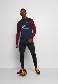 Nike Performance - PARIS ST GERMAIN DRY DRILL - Club wear - midnight navy/white - 1