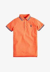 Next - FLURO  - Polo - orange - 0