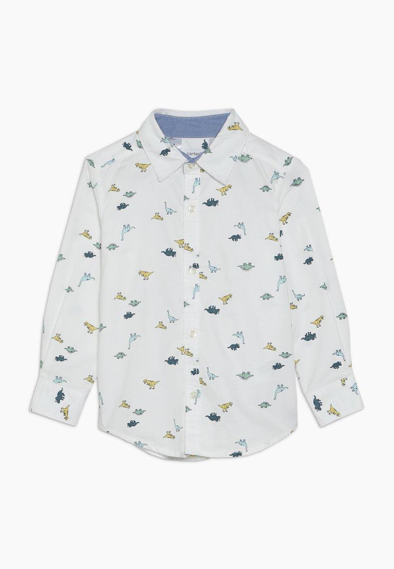 Carter's - TODDLER  BUTTONFRONT - Overhemd - white