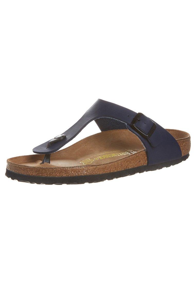 Birkenstock - GIZEH - T-bar sandals - blau
