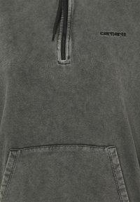 Carhartt WIP - MOSBY SCRIPT HIGHNECK - Sweatshirt - black - 5