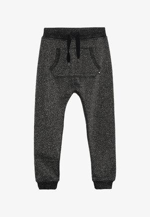 ALIKI - Teplákové kalhoty - silver/black