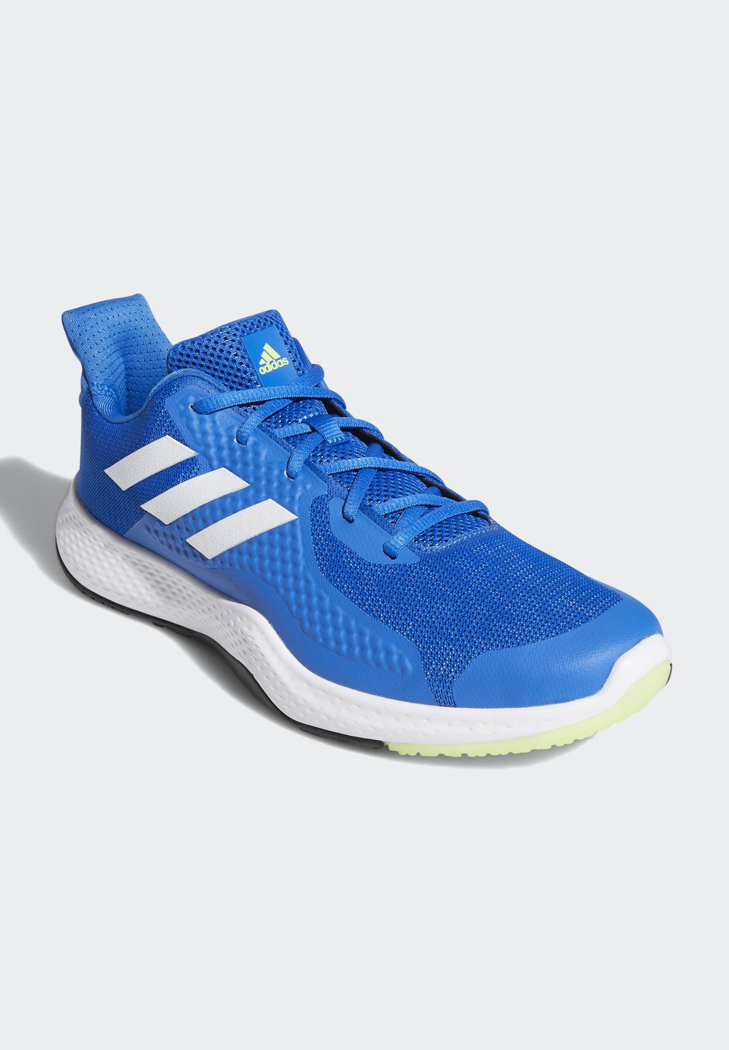 adidas Performance FITBOUNCE TRAINERS - Sneaker low - blue/blau - Herrenschuhe Mm3Iv