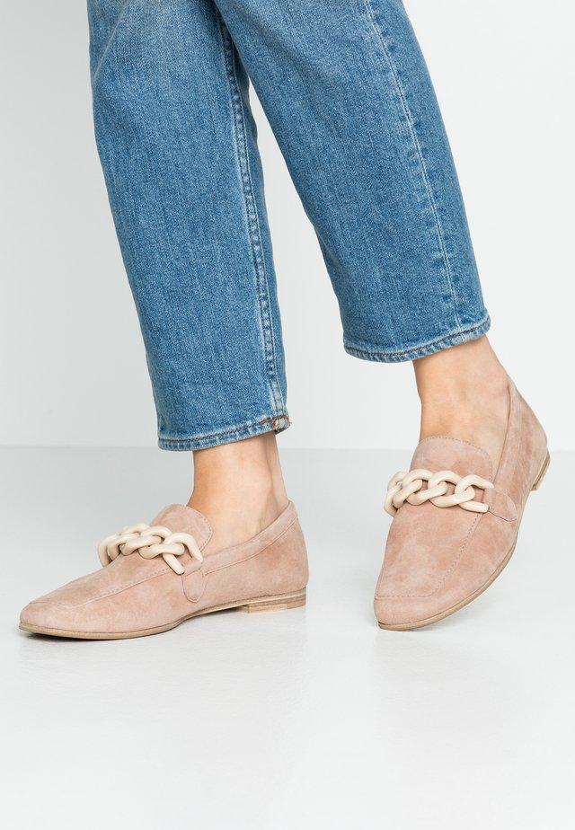 NINA - Loafers - nude