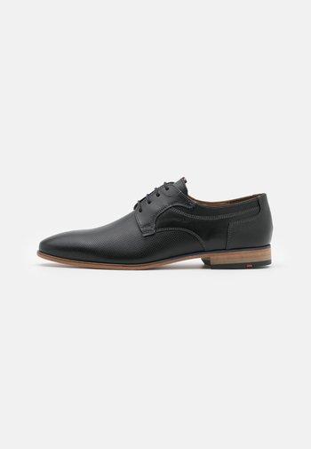 DARLINGTON - Smart lace-ups - black