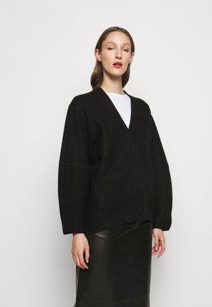 BEA LONG - Summer jacket - black