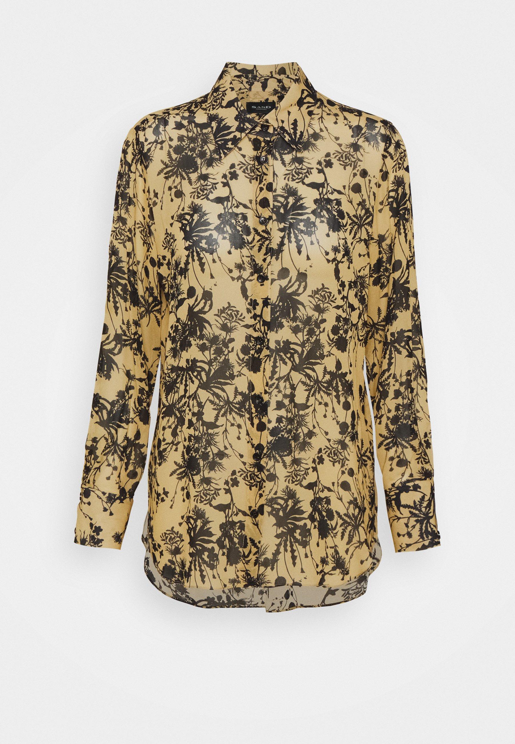 Women LATIA LONG - Button-down blouse