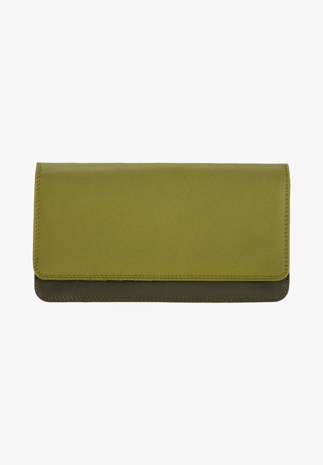 MEDIUM MATINEE - Wallet - olive