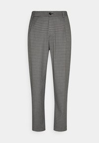 SMOKE - Trousers - grey