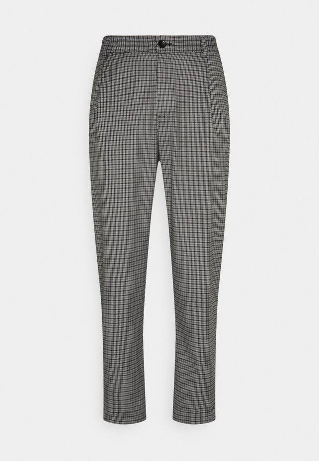 SMOKE - Kalhoty - grey