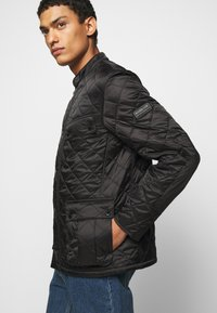 Barbour International - ARIEL QUIT - Light jacket - black - 5
