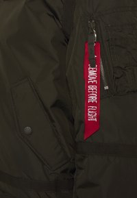 Alpha Industries - Winter jacket - black olive - 2