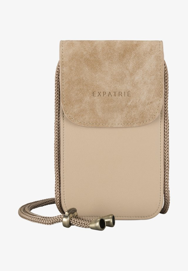 AMELIE - Borsa a tracolla - beige