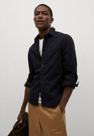 Camicia - dunkles marineblau