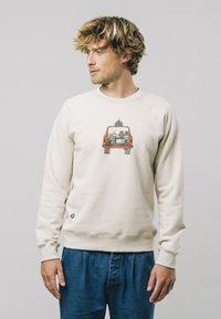 Brava Fabrics - 4WHEELS  - Sweatshirt - grey - 0
