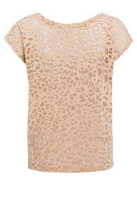 Marc Aurel - Print T-shirt - sand varied - 5