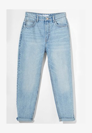 MOM FIT JEANS - Relaxed fit -farkut - blue denim
