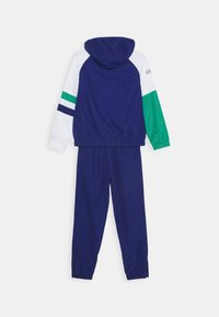 Lacoste Sport - TENNIS TRACKSUIT UNISEX - Survêtement - cosmic/white/greenfinch/black - 1