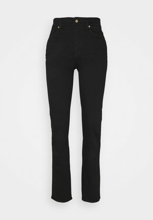 THE LUXURIOUS - Straight leg jeans - schwarz